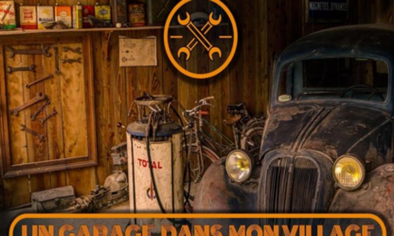 Initiative locale – Un garage dans mon village